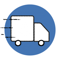 Distribution - Self delivery & 3rd party delivery